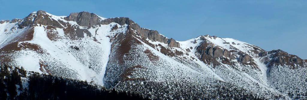 Looking to the White Tatras from the Dolina Bielej Vody Kežmarskej