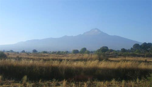 Malinche from afar
