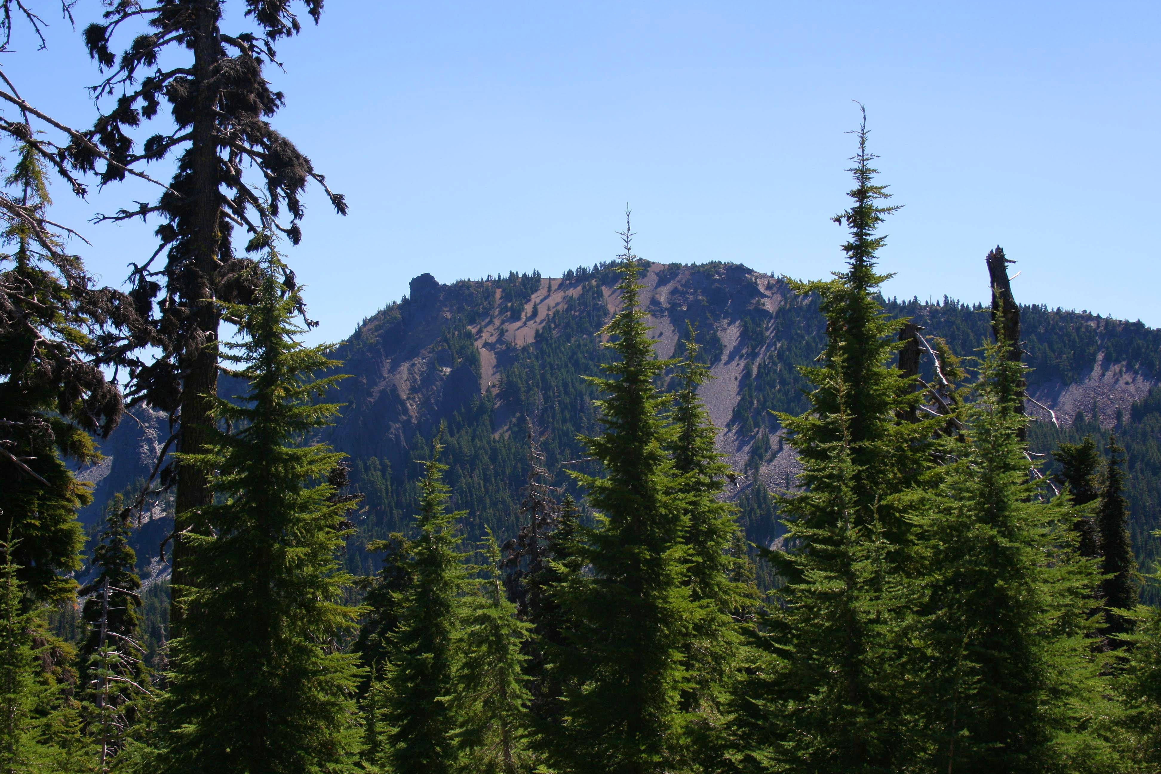 Devils Peak (Sw Oregon)