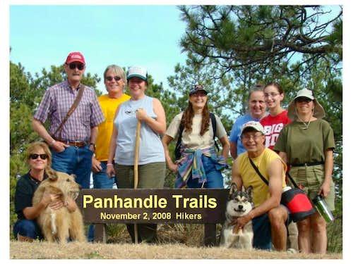 Pine Ridge Hikers