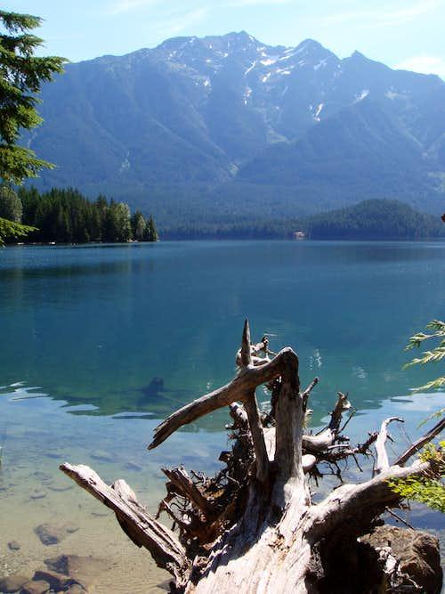 Jack Mountain across Ross Lake