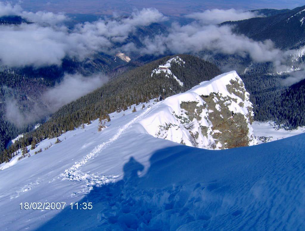 Serbota ridge