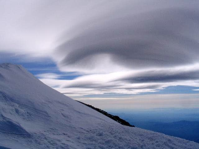 Misery Hill, Mt Shasta, Californial Cascades