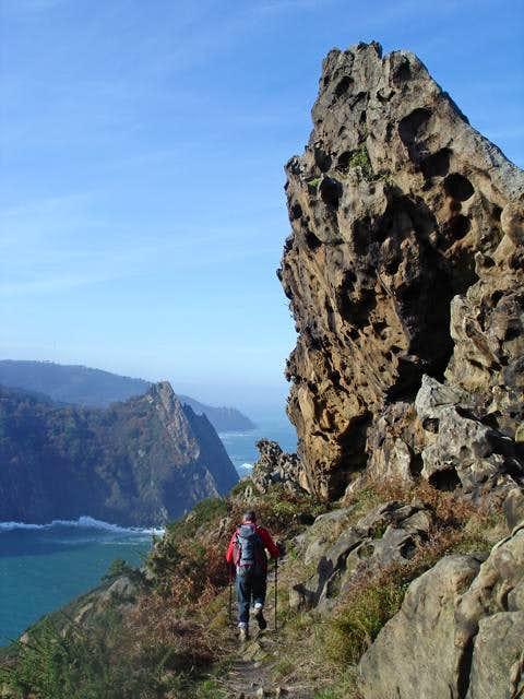 Ridge of Talaia