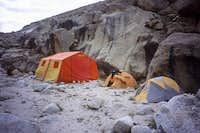 Camping in Shoghor Biasum 4060m (after second day trekking)
