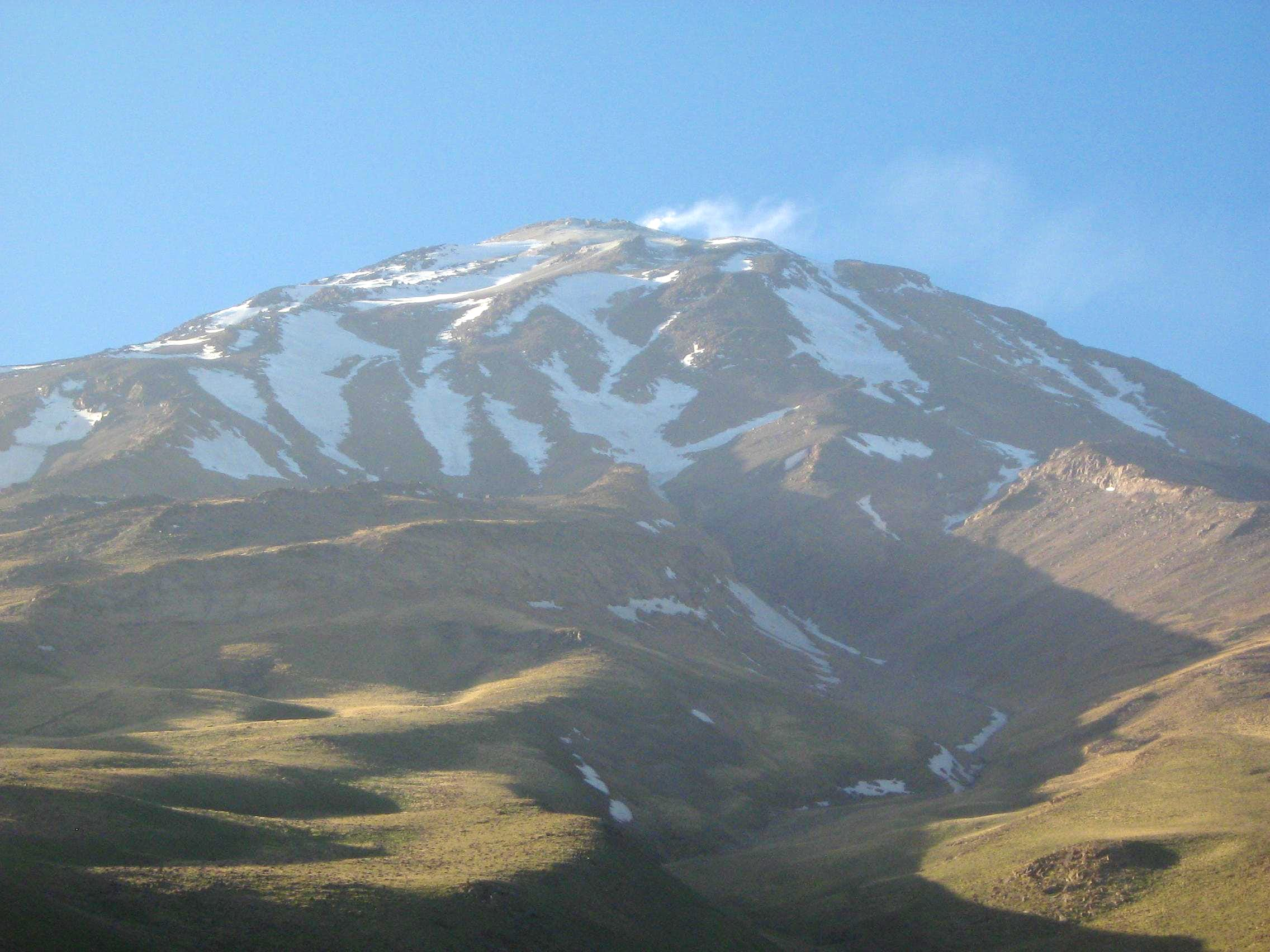 Damavand - Summer 2008