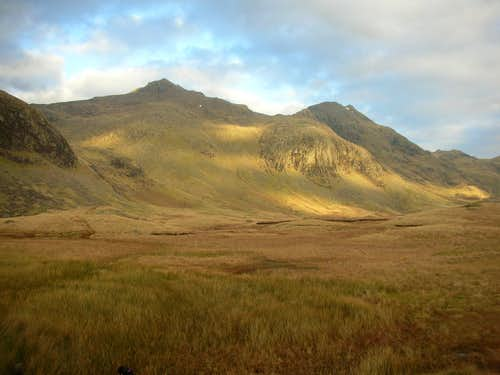 III Crag,Cockly Pike Ridge