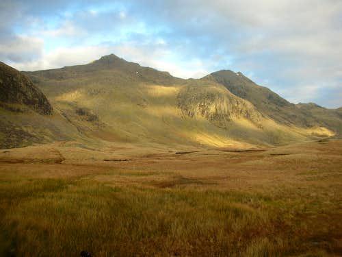 Cockly Pike Ridge/III crag/