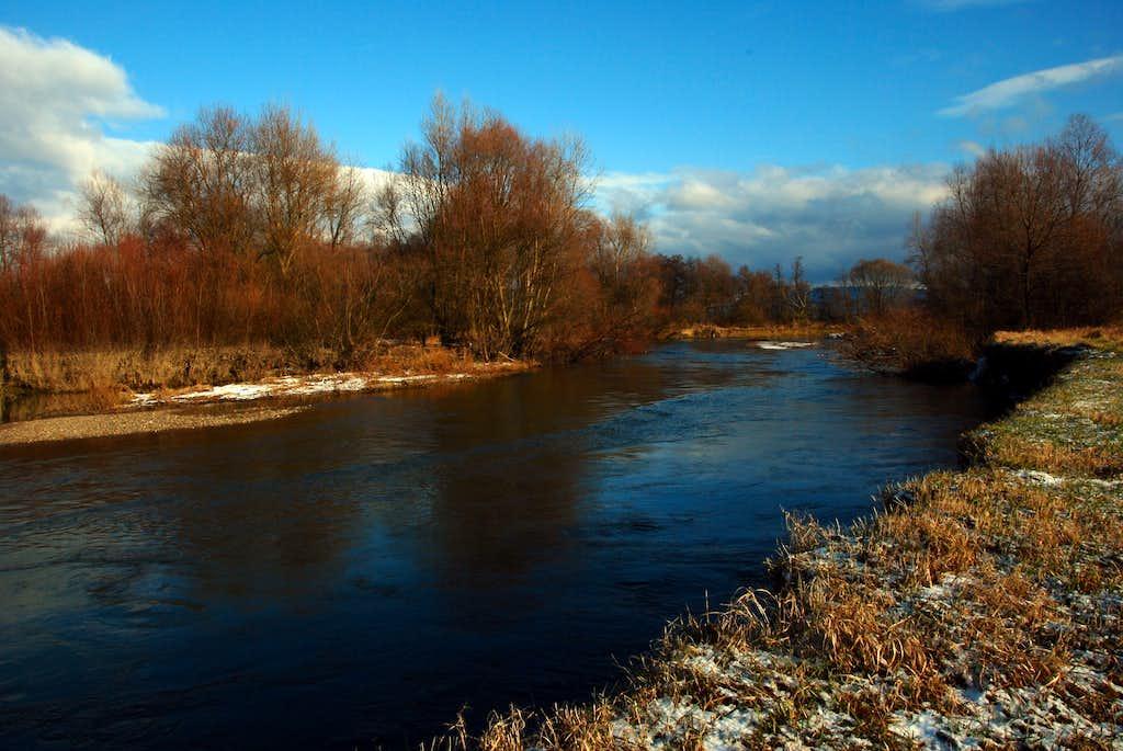 River Hernád