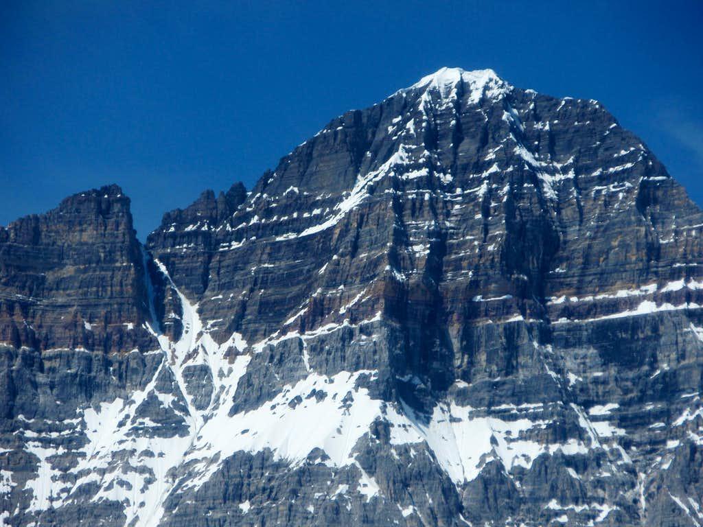 East Face of Assiniboine