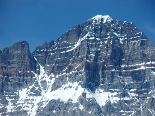 East Face of Assiniboine