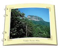 Table Rock Mtn - Linville Gorge