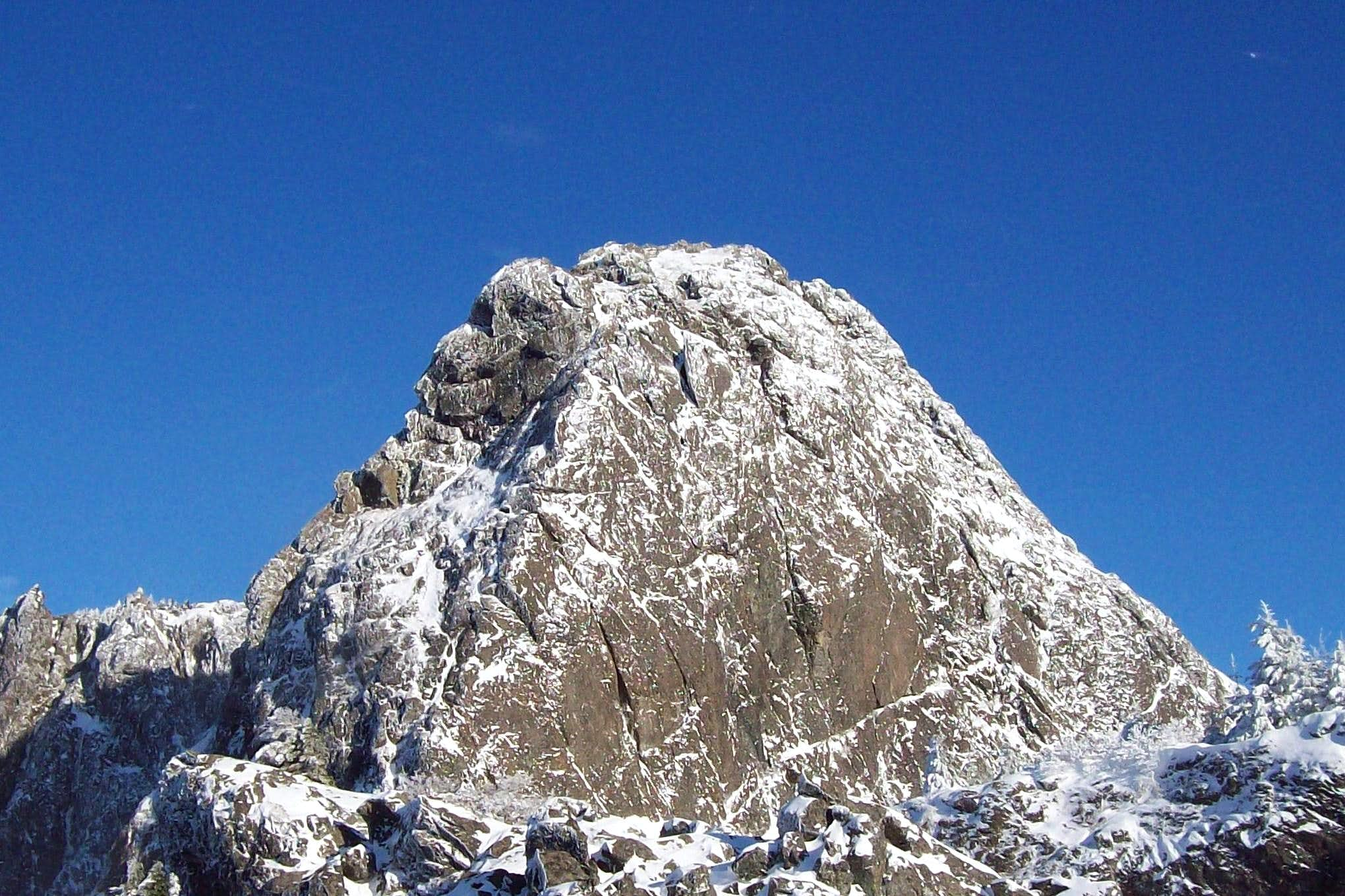 Winter freeze strikes Mount Si