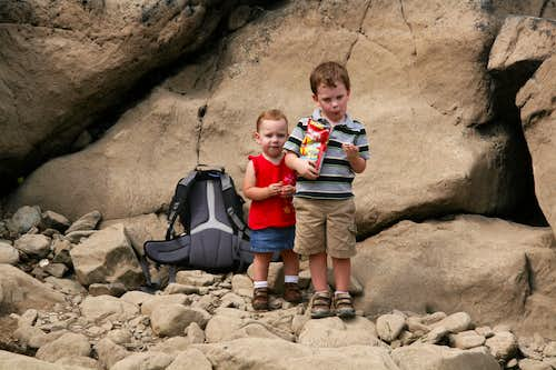How To Go Climbing with Kids