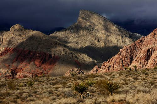 Storm on Turtlehead Peak