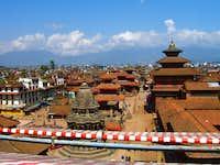 Katmandu Patan Square