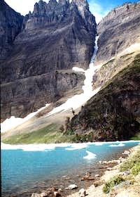 ICEBERG LAKE_GLACIER NATIONAL PARK-MT (1968)