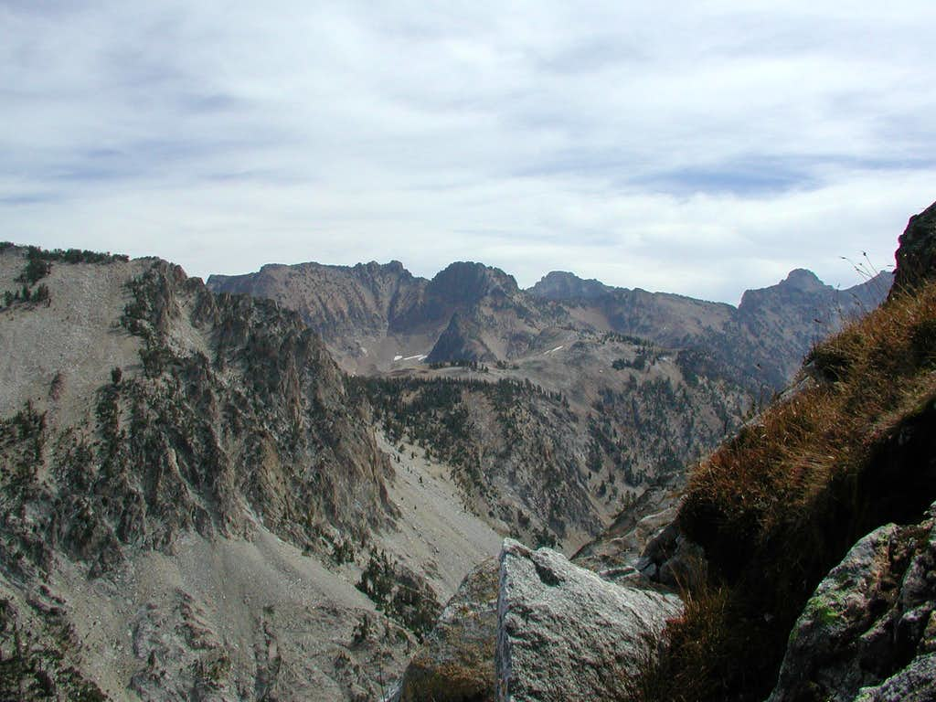 MT Regan NW Ridge