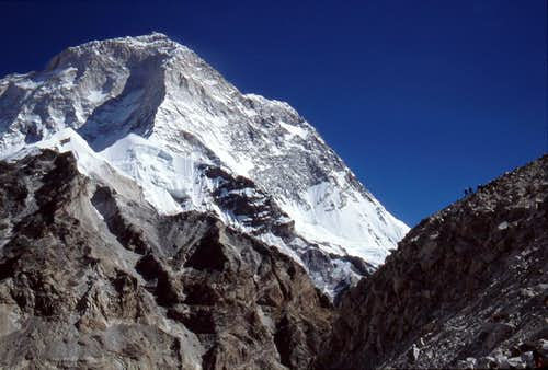Makalu, West Pillar