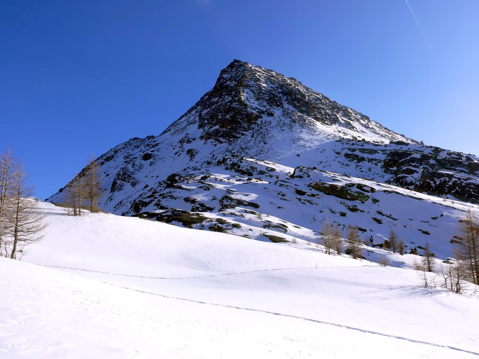 <font color=blue>▲</font>Pointe de la Roley or Cima dell\'Arollay
