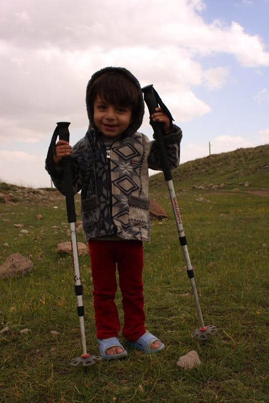 Next generation alpinist