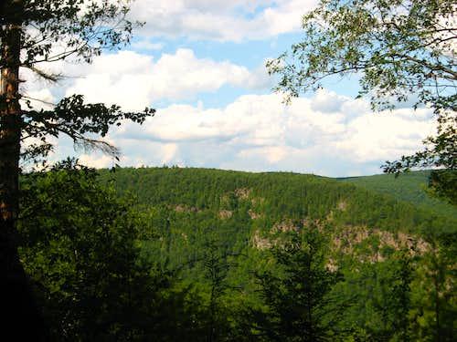 Red Rock of Pine Island Ledge