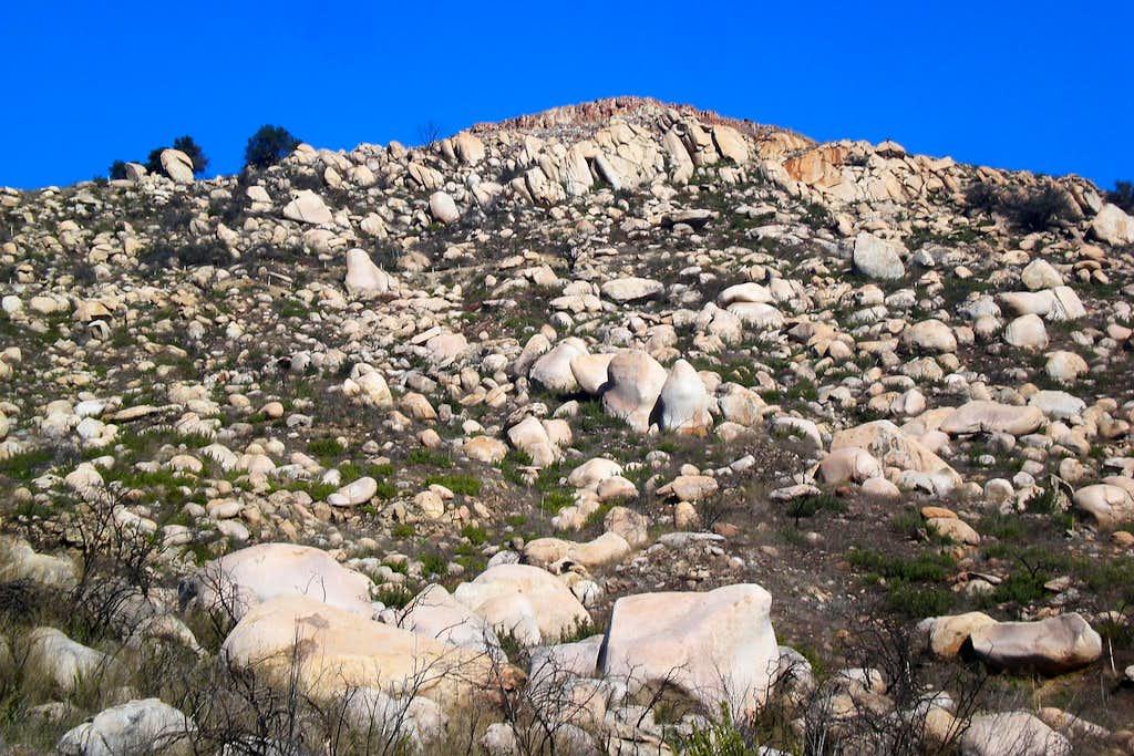 Basalt And Granite : Basalt and granite rocks photos diagrams topos
