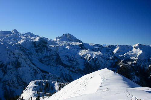 Mosermandl, 2.680m