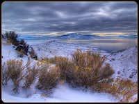 HDR of Frary Peak