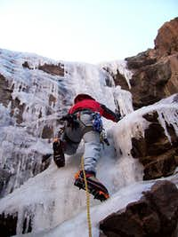 Having fun on thin ice