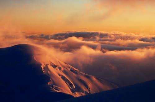 Denali Sunsets
