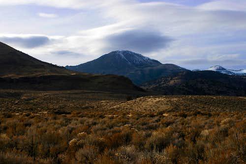 Cole Peak