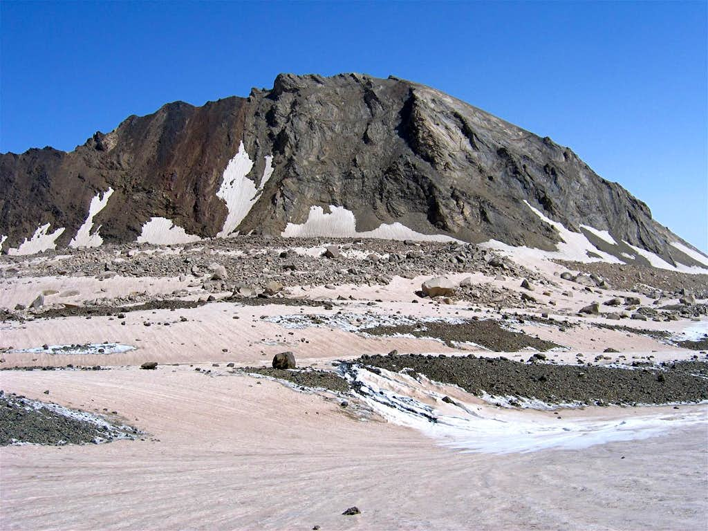 Southern Face of Mian-Se-Chal