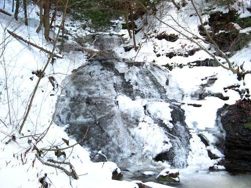 Pine Island Run Falls