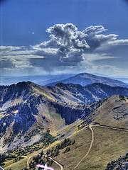 Mt Ogden HDR