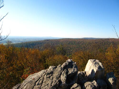 Bob's Hill Overlook