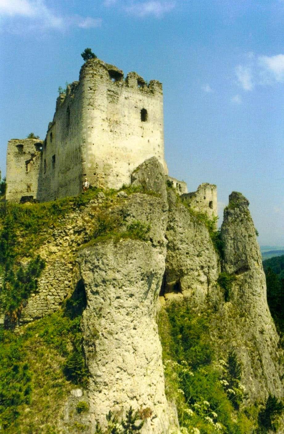 Lietava Castle Hill