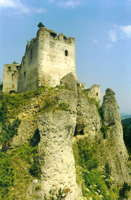 Lietava Castle Hill