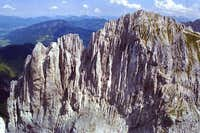 Predigtstuhl (2115 m) and...