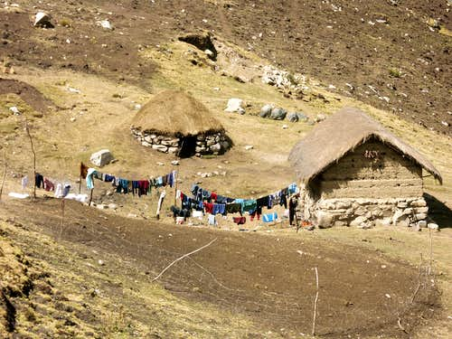 Farm at Carhuacocha