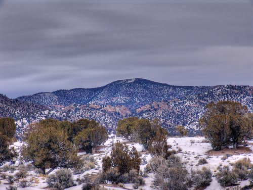 Keg Mt. HDR