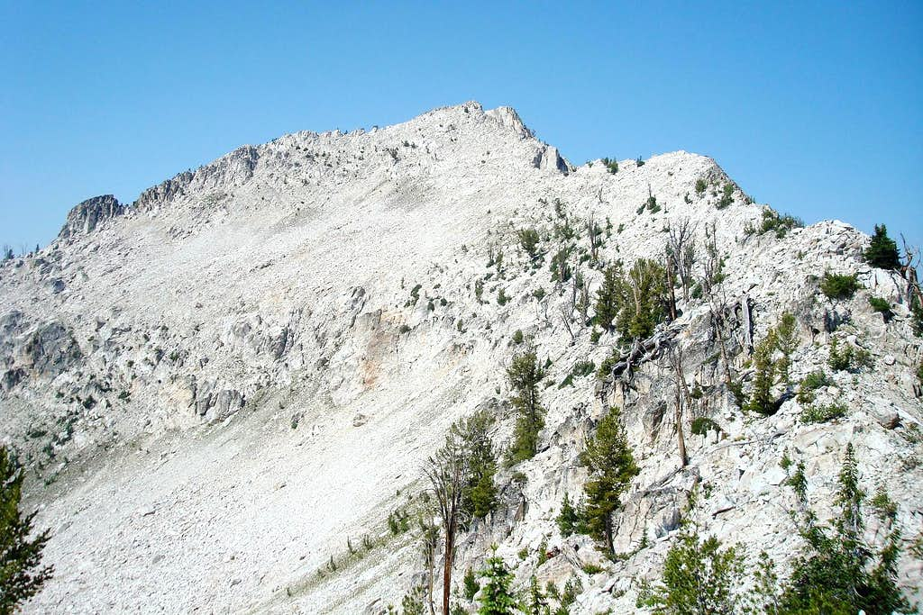 From Queens Pass