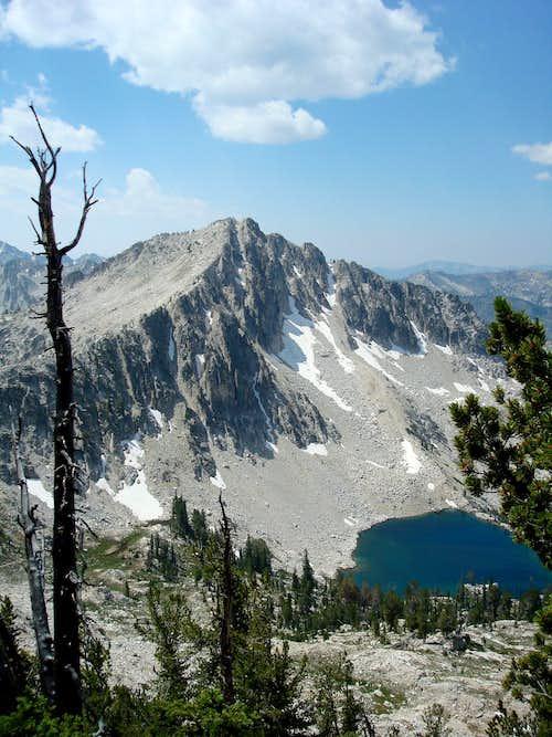 Arvals Peak