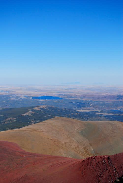 plains east of Glacier NP