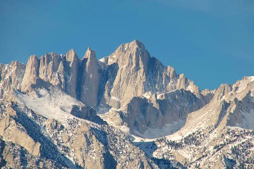 Mount Whitney (14,505\')