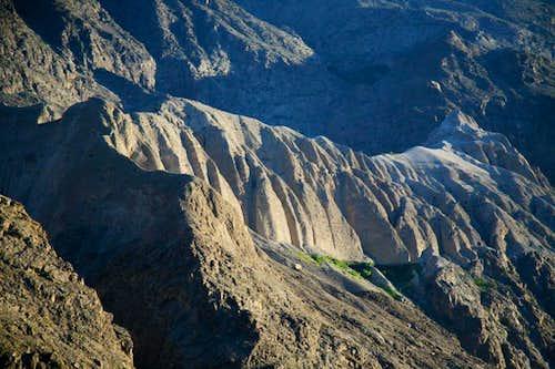 A Beautiful View Along Karakoram Highway