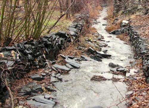 طبیعت رودخانه