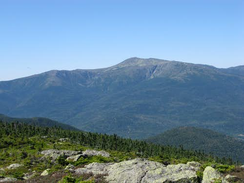 Mt. Washington from Mt. Hight