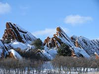 Roxborough State Park