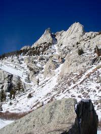 Mt. Carillon SE Ridge
